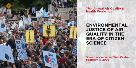 17th Annual Air Quality & Health Workshop tickets