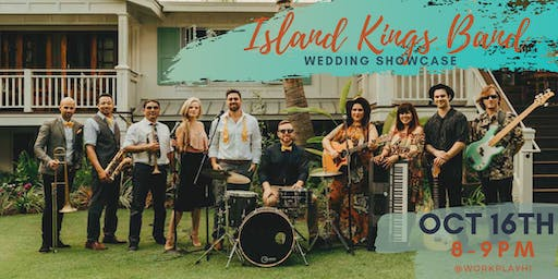 Live Music by Island Kings Band Wedding Showcase