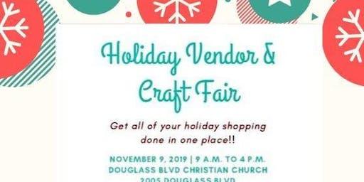 Holiday Craft & Vendor Fair