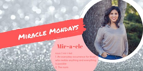Miracle Monday: Reflect & Re-Energize tickets