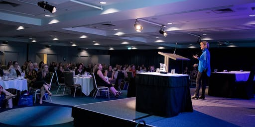 """Show UP"" Female Leaders Dinner - GOLD COAST"