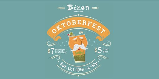 Oktoberfest 2019 at Bizen Beer Bar