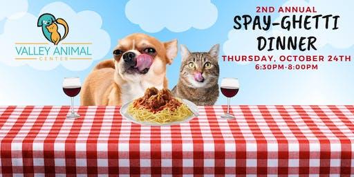 Spay-Ghetti Dinner