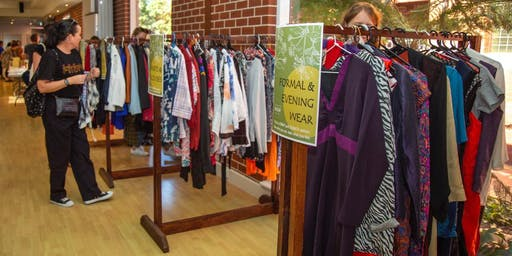 Sale Women Against Waste Event  Spring 2019