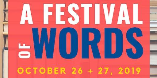 concert:nova's Festival of Words with Poet Jon Sands