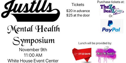 JustUs Mental Health Symposium