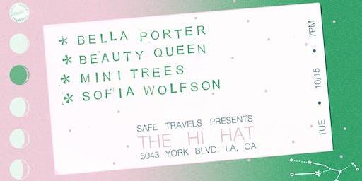 Bella Porter,  Beauty Queen,  Mini Trees,  Sofia Wolfson