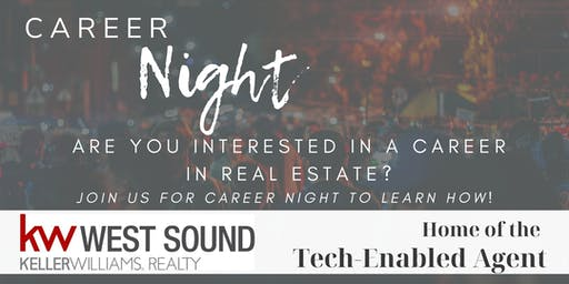 Career Night at Keller Williams West Sound