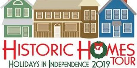 Independence Holiday Home Tour tickets