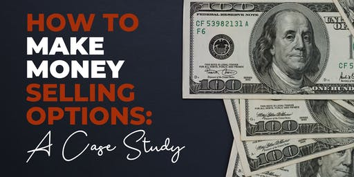 How to Make Money Selling Options: A Case Study