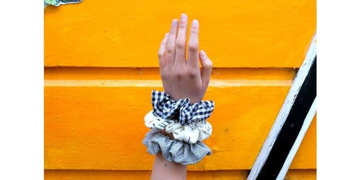 Beginning Sewing: Sew a Set of Scrunchies with Jenny Lemons (2019-12-17 starts at 7:00 PM)