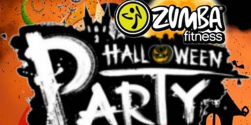 ZUMBA PARTY HALLOWEEN
