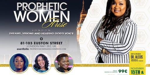 Prophetic Women Arise