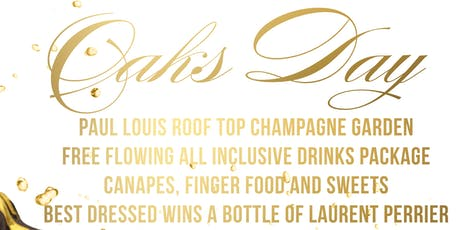 "Oaks Day ""Laurent-Perrier & Paul Louis Sparkling Package"" tickets"