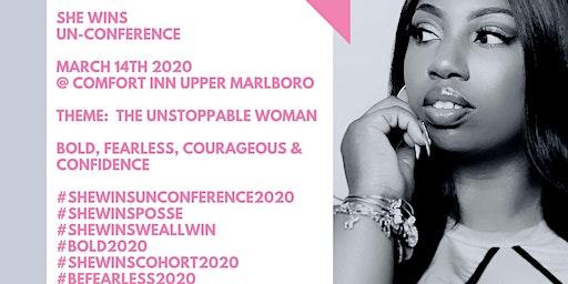 SHE WINS  UN-CONFERENCE   2020