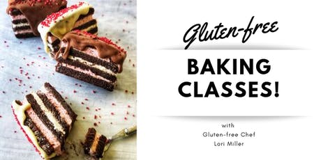Gluten-free Baking Class + Food Styling + Food Photography! tickets