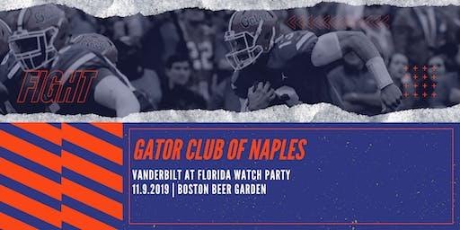 Florida vs. Vanderbilt Game Watch