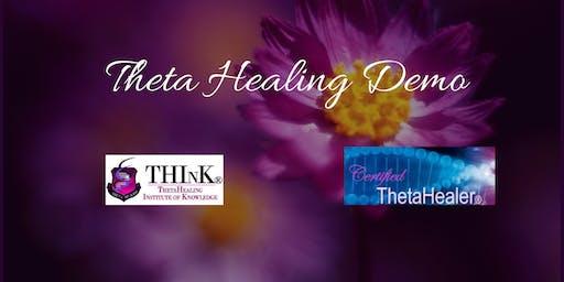 Theta Healing Demo en Espanol
