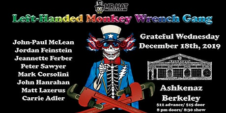 Pete Sawyer and The Left-Hand Monkey Wrench Gang tickets