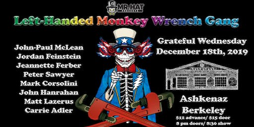 Pete Sawyer and The Left-Hand Monkey Wrench Gang