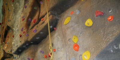 Inclusive Climbing Club (Beginners to advance) ages 6-60