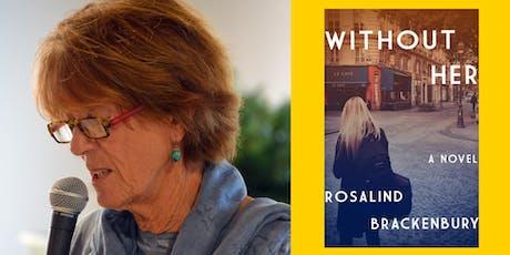 Rosalind Brackenbury with Joseph Olshan - Without Her tickets
