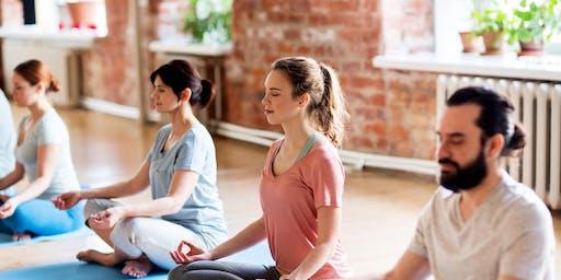 Divorce + Yoga = Healing
