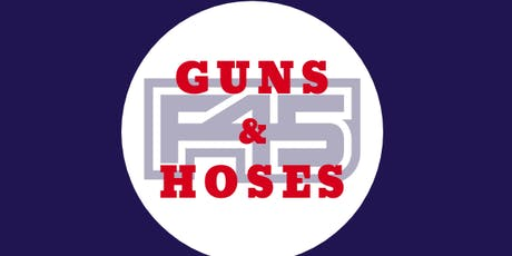 GUNS & HOSES FREE BOOT CAMP from F45 Macomb tickets