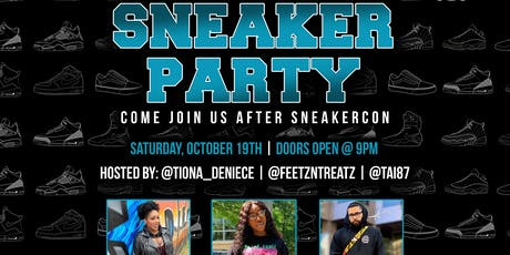 Sneaker Party tickets