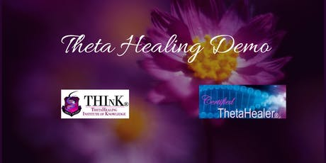 Theta Healing Demo tickets