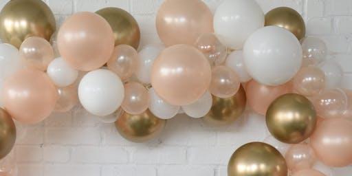 Balloon Garland Workshop