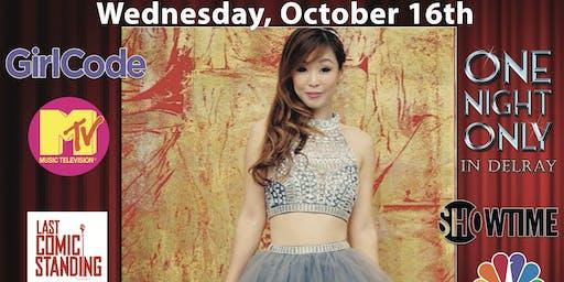 Esther Ku (MTV, NBC, Showtime, Adult Swim) at Level2 on Oct. 16