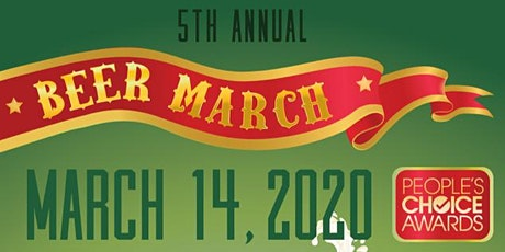 5th Annual Camarillo Old Town Association Beer March 2020 tickets