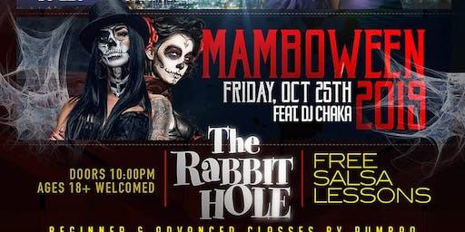 MamboWeen II - Plaza Midwood Hottest Halloween Par
