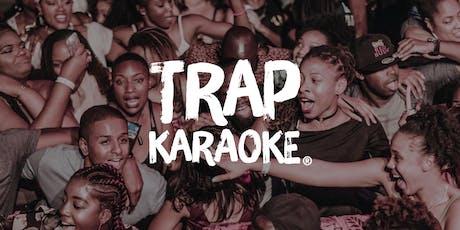 TRAP Karaoke: Detroit  tickets