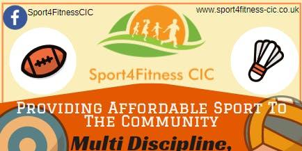Inclusive Multi-Discipline Sports Session with Sport4Fitness