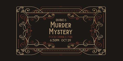 Divino's Murder Mystery