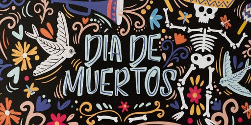 Dia de Los Muertos Tequila Night
