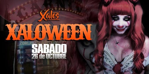 Official Xaloween Party 2019