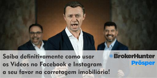 BrokerHunter NaEstrada Blumenau: Vídeos no Facebook e Instagram