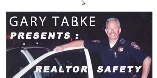 Free Lunch and Training--Realtor Safety training with Gary Tabke