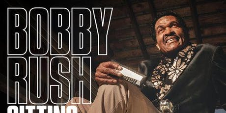 Bobby Rush's A Very Merry Booty Christmas (full band) tickets