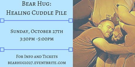 Healing Bear Laughter & Bear Hug Cuddle Pile Combo tickets