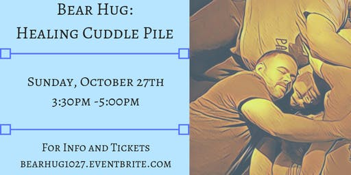 Healing Bear Laughter & Bear Hug Cuddle Pile Combo
