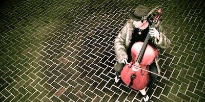 Sports Basement presents Festywise Music Series: CelloJoe