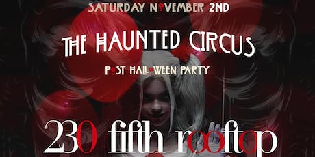 Halloween Weekend Party @ 230 Fifth - Saturday 11/2 tickets