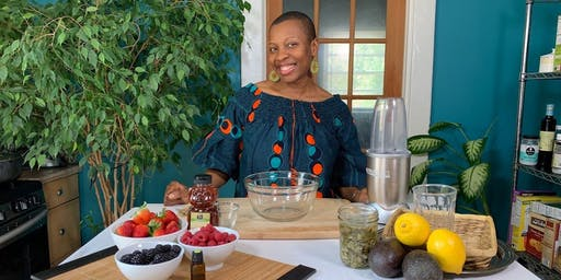 Healing Me First with Foods: Holiday Cooking Series with Chef Beee