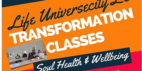 Transformation Life Course tickets
