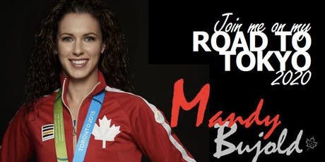 Mandy Bujold's Road to Tokyo Fundraiser tickets