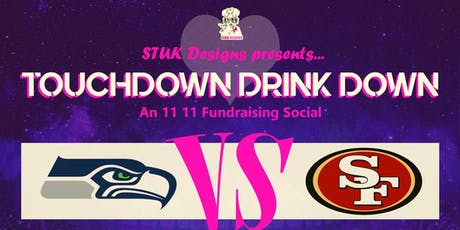 Touchdown Drink Down: An 11/11 Fundraising Social tickets